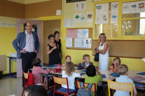 Rentrée : garantir la sécurité dans nos écoles