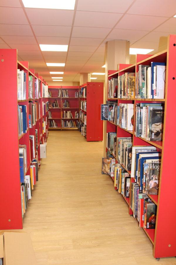 La bibliothèque ouvre tout l'été