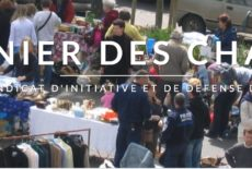 Vide-grenier des Charmettes : Rendez-vous le 20 mai