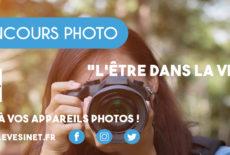 Participez au nouveau concours photo organisé par la Ville sur le thème «L'être dans la ville»