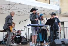 Le centre-ville s'est mis au diapason pour la Fête de la Musique
