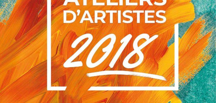 Journées Portes Ouvertes : Ateliers d'Artistes 2018