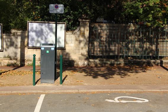 Trois bornes de recharge électrique installées dans la Ville