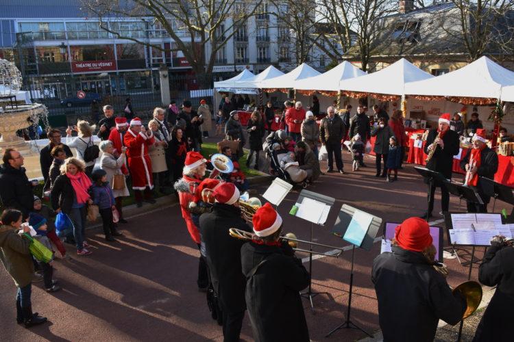 Marché de Noël des Jumelages
