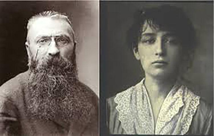 Conférence Heures Exquises «Camille Claudel et Auguste Rodin : la rencontre de deux destins»