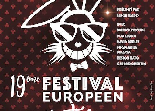 19ème édition du Festival Européen de l'Illusion et des Arts Visuels