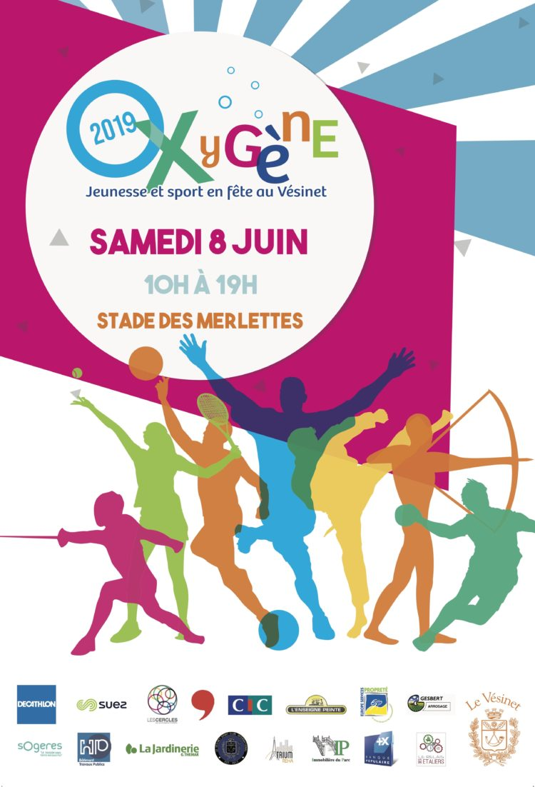 Oxygène : jeunesse et sport en fête !