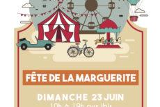 Jacques Tati à l'honneur de la Fête de la Marguerite dimanche 23 juin