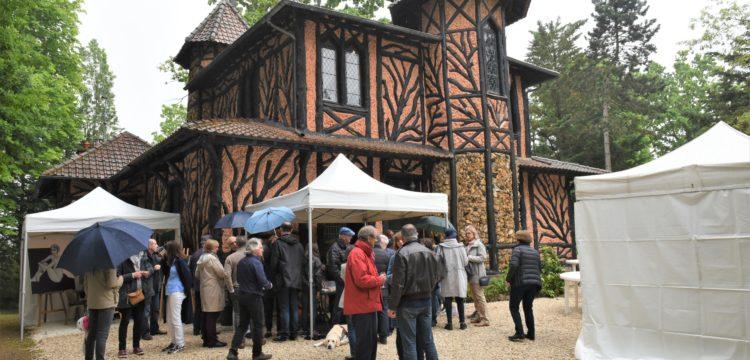 Retour en photos sur l'événement Arts au Jardin au Wood Cottage