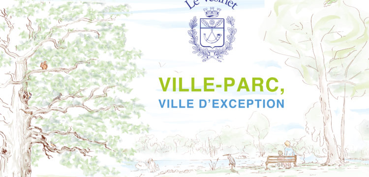 Le Vésinet : Ville-parc, ville d'exception