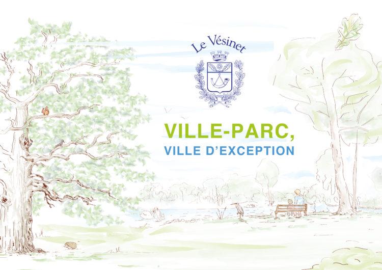 Le Vésinet : Ville-parc, ville d'exception