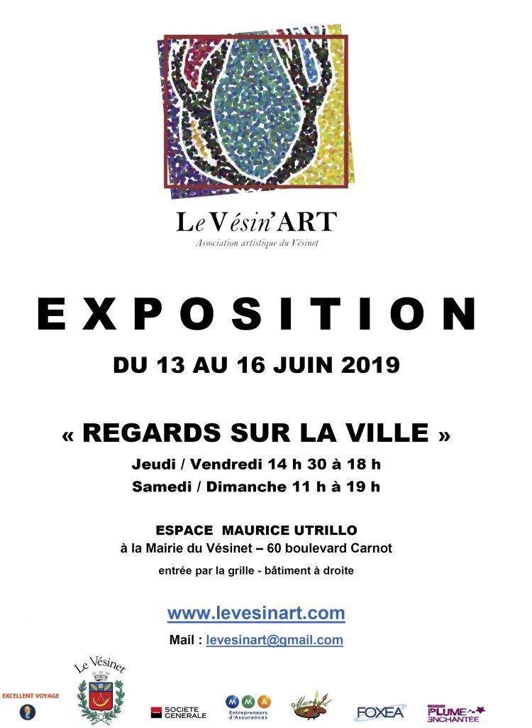 Exposition du Vésin'ART