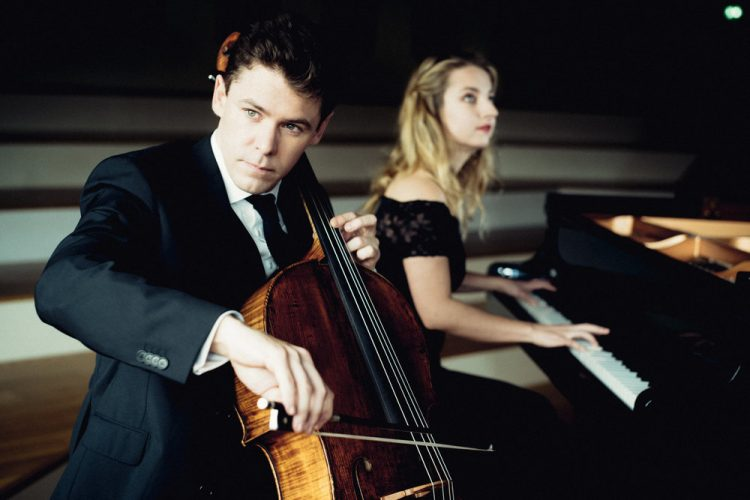 Musique Classique : LISE DE LA SALLE & CHRISTIAN-PIERRE LA MARCA Duo piano et violoncelle