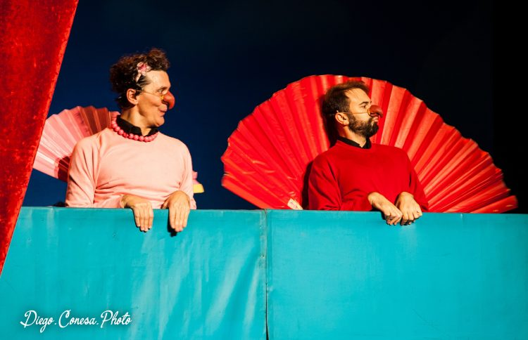 Théâtre visuel humour : THE GAG FATHERS (Espagne)