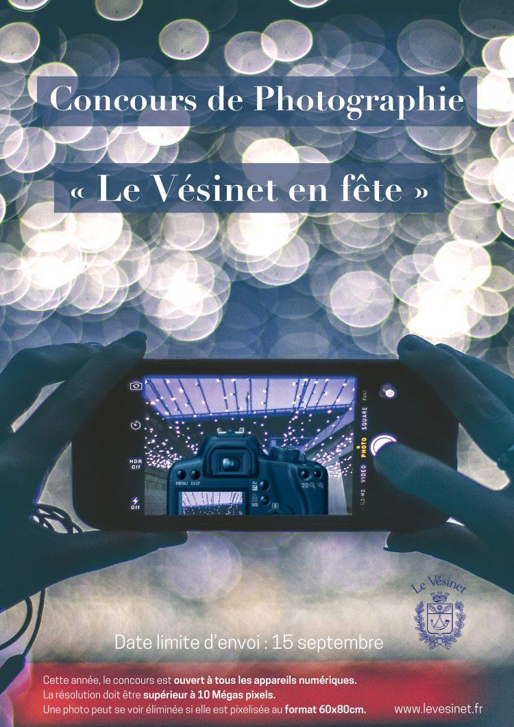 « Le Vésinet en fête », thème du concours photos 2019