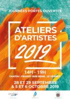 Journées Portes Ouvertes : ateliers d'artistes