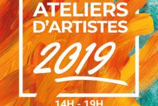 Programme des Journées Portes Ouvertes : Ateliers d'Artistes