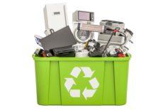 Déchets d'équipements électriques et électroniques : pensez à les recycler !