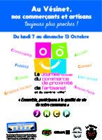 5ème édition de la Journée Nationale du Commerce de Proximité
