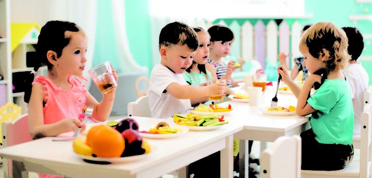 Produits locaux et bio dans les assiettes de nos enfants