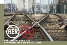 RER A : fermetures entre Saint-Germain-en-Laye et Rueil-Malmaison les 9, 10 et 11 novembre
