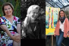 Découvrez l'univers artistique de trois artistes peintres en Mairie
