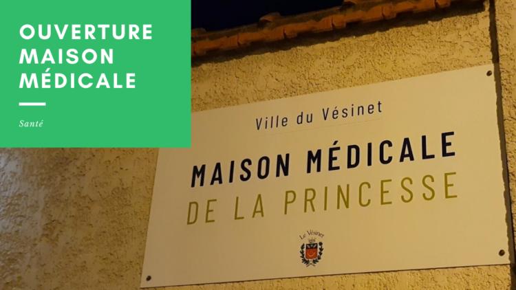 Bienvenue aux professionnels de santé de la nouvelle Maison Médicale La Princesse