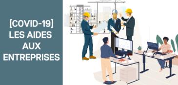 [COVID-19] Les aides pour les commerces, les entreprises, les travailleurs indépendants et les professions libérales