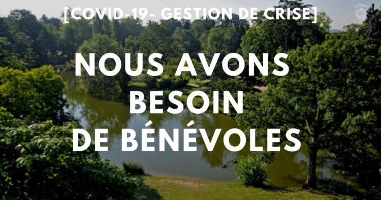 [COVID-19] Bénévoles vésigondin(e)s : nous avons besoin de vous !