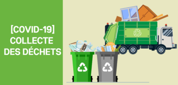 Déconfinement : les collectes de déchets
