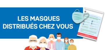 [COVID-19] Distribution des masques aux Vésigondin(e)s
