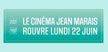 Le retour du Cinéma et du Théâtre