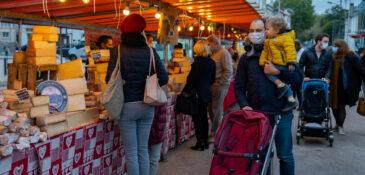 Retour sur les marchés nocturnes