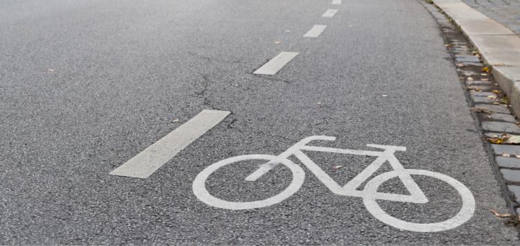 Le marquage vélo