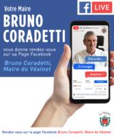 Facebook Live du Maire