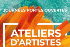Participation aux «Journées Portes Ouvertes des Ateliers d'Artistes 2021»