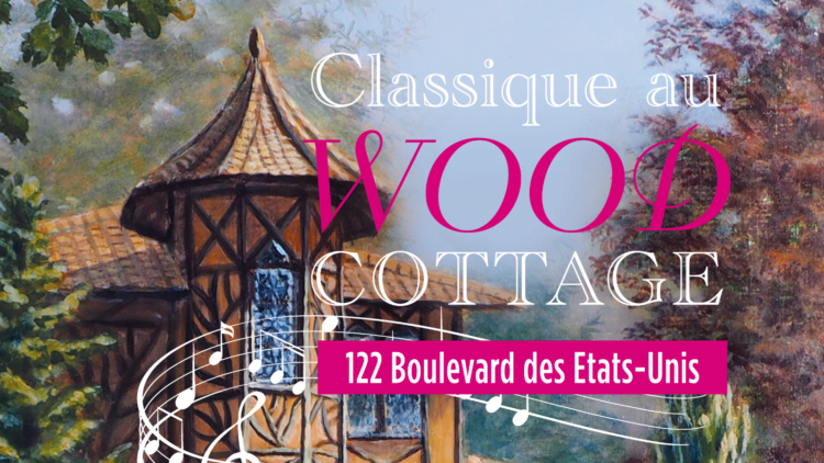 Concerts «Classique au Wood Cottage» les 19 et 26 juin prochains
