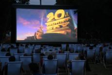 Retour sur le Cinéma en plein air