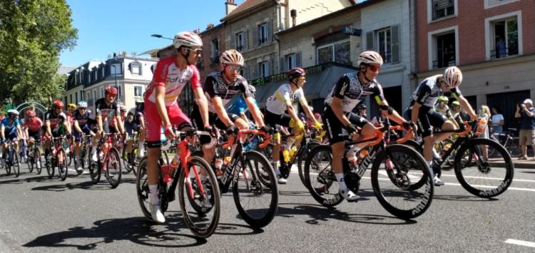 Retour sur le Tour de France au Vésinet