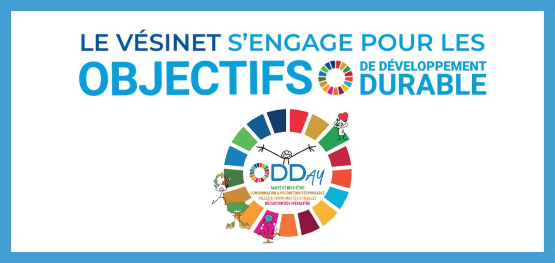 Lancement du mois des objectifs de développement durable au Vésinet