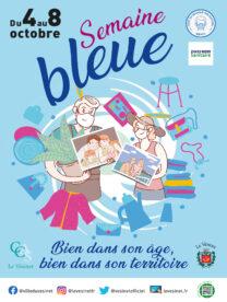 Programme de la semaine bleue 2021
